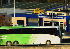 Intercity Bus (geoffreyw@kinect.co.nz) Tags: intercity bus dunedin queenstown