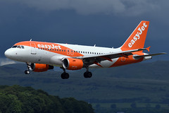 G-EZDI EasyJet Airbus A319-111 at Glasgow International Airport on 9 June 2019 (Zone 49 Photography) Tags: aircraft airliner aeroplane june 2019 glasgow scotland egpf gla abbotsinch airport u2 ezy easyjet airbus a319 319 100111 gezdi
