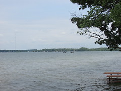 Gun Lake in Michigan (creed_400) Tags: gunlake west michigan lake fresh water spring june