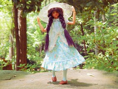 Taking a Stroll through the Public Gardens (Forest_Daughter) Tags: merrydollround nanaimo mdrnanaimo mdrpygmy bjd balljointed doll artistbjd artistdoll
