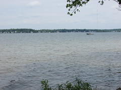 A afternoon at Gun Lake (creed_400) Tags: gunlake west michigan lake fresh water spring june