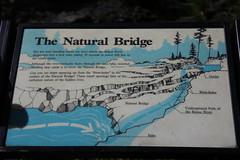 AU3A2264 (MegachromeImages) Tags: natural bridge rogue river or oregon basalt lava rock gorge