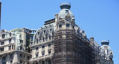 2019 The Ansonia Apartment Building NYC 1619A (Brechtbug) Tags: 2019 the ansonia apartment building now condo upper west side new york city 2109 broadway between 73rd 74th streets built 1899 opened 1904 beaux arts architectural style mansard roof architect paul e m duboy featured 1992 film single white female bridget fonda jennifer jason leigh home pogo cartoonist disney animator walt kelly mobster arnold rothstein athletes jack dempsey babe ruth 06152019 nyc june