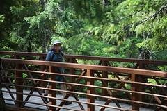 AU3A2212 (MegachromeImages) Tags: natural bridge rogue river or oregon basalt lava rock gorge