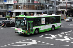 Kobe City Bus 083 (Howard_Pulling) Tags: kobe bus buses kobecitybus hyogo hyogoprefecture japan japanese