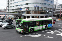 Kobe City Bus 530 (Howard_Pulling) Tags: kobe bus buses kobecitybus hyogo hyogoprefecture japan japanese