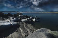 Blue corner (jcc90) Tags: amateur nature extremadura blue water nikon light colour weekend