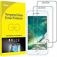 JETech Screen Protector for Apple iPhone 8 Plus and iPhone 7 Plus, 5.5-Inch, Case Friendly, Tempered Glass Film, 2-Pack (kaleemshahbaz) Tags: httpsimagesnasslimagesamazoncomimagesi71azoiqjuylacul200sr200 200jpgjetech screen protector for apple iphone 8 plus 7 55inch case friendly tempered glass film 2pack