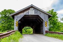 Hopkins Bridge (mrsjpvan2) Tags: hopkins vt coveredbridges