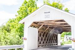 Fuller Bridge (mrsjpvan2) Tags: fuller vt coveredbridges