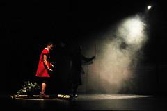 MX IR OBRA EL NAUFRAGIO DEL SOL (Secretaría de Cultura CDMX) Tags: teatrobenitojuarez teatro elnaufragiodelsol leticialavarado tandem