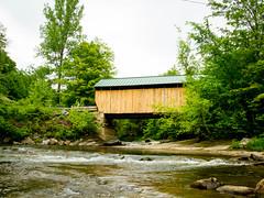 Kissing Bridge (mrsjpvan2) Tags: kissingbridge vt coveredbridges