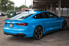 RS5 (Hunter J. G. Frim Photography) Tags: supercar colorado audi blue v8 turbo awd german sedan riviera rivierablue rs5 audirs5