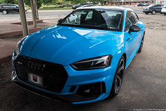 Best Spec (Hunter J. G. Frim Photography) Tags: supercar colorado audi blue v8 turbo awd german sedan riviera rivierablue rs5 audirs5