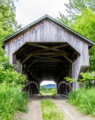 Gates Farm Covered Bridge (mrsjpvan2) Tags: vt coveredbridges gatesfarm