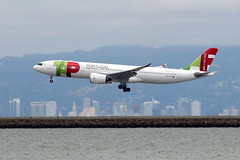TAP Air Portugal A330-900neo (photo101) Tags: sfo airbus tap