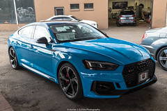 Riviera Blue (Hunter J. G. Frim Photography) Tags: supercar colorado audi blue v8 turbo awd german sedan riviera rivierablue rs5 audirs5
