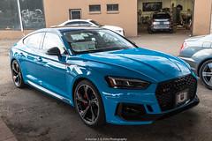 Riviera Blue (Hunter J. G. Frim Photography) Tags: supercar colorado audi blue v8 turbo awd german sedan riviera rivierablue rs5 audirs5