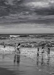 Too Cold to swim (Yasir Photography) Tags: virginiabeach seascape fujifilmgfx50r vacation holiday familyholiday fujifilm