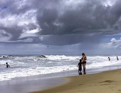 Empty Beach (Yasir Photography) Tags: virginiabeach seascape fujifilmgfx50r vacation holiday familyholiday fujifilm