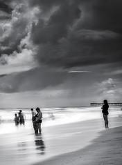 Cloudy day on a beach (Yasir Photography) Tags: virginiabeach seascape fujifilmgfx50r vacation holiday familyholiday fujifilm