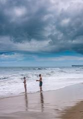 Angrey weather (Yasir Photography) Tags: virginiabeach seascape fujifilmgfx50r vacation holiday familyholiday fujifilm