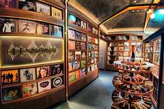 We check out Lennon's Speakeasy (Asiacamera) Tags: asiacamera bangkok thailand cigar vinyl lp records speakeasy