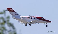 Honda Jet ~ N719SJ (Aero.passion DBC-1) Tags: dbc1 david biscove aeropassion avion aircraft aviation airshow plane lbg bourget salon du 2019 paris honda jet ~ n719sj