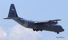 Lockheed C130J-30 Hercules ~ 15736 / RS  USAF (Aero.passion DBC-1) Tags: dbc1 david biscove aeropassion avion aircraft aviation airshow plane lbg bourget salon du 2019 paris lockheed c130 hercules ~ 15736 rs usaf