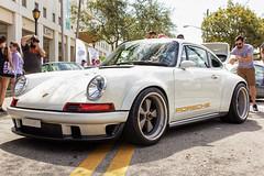 A Porsche Singer just beautiful and meticulous with a simple clean look. #porsche #porchesinger #cars #sportscar #fastcar (lemonlimesoda91) Tags: porsche cars sportscar fastcar porchesinger