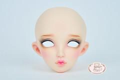 Dollfairyland MNF Sia (♥..Nomyens..♥) Tags: bjd balljointdoll toy doll custom faceup paint painting painted repaint handmade nomyens nomyenscom dollfaiyland minifee sia msd
