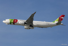 TAP A350-900 CS-TUF (bswang) Tags: a359 cstuf sfo tap