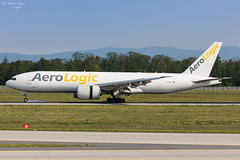 AeroLogic (ab-planepictures) Tags: fra eddf frankfurt flughafen flugzeug plane aviation aircraft airport planespotting