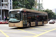 xxx 10 Kowloon Motor Bus BDE2 UU3461 203C (Howard_Pulling) Tags: hk kowloon bus buses kmb 203c