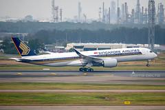 9V-SHH A359 SINGAPORE YBBN (Sierra Delta Aviation) Tags: singapore airlines airbus a359 brisbane airport ybbn 9vshh