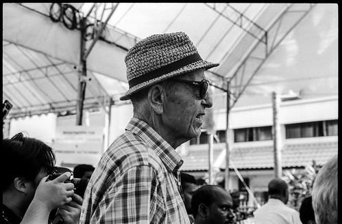The tourist aka the old gentleman- Thaipusam 2019