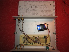 audio preamp flat frequency response (grantw19) Tags: preamp circuit transistor
