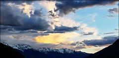 Tramonto sulle Orobie (Maulamb) Tags: alpiorobiche orobie nuvole tirano