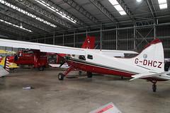 De Havilland Canada DHC-2 & De Havilland Canada DHC-6 (NTG842) Tags: de havilland canada dhc2 dhc6 vpfaz gdhcz
