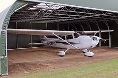 G-CBFO Cessna 172S Skyhawk Sturgate  EGCS Fly In 02-06-19 (PlanecrazyUK) Tags: gcbfo cessna172sskyhawk sturgate flyin 020619 egcs