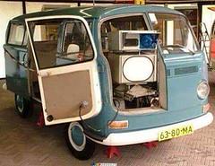 "63-80-MA Volkswagen Transporter ""Traffipax Politie"" (Wouter Duijndam) Tags: 6380ma volkswagen transporter traffipaxpolitie traffipax politie rijkspolitie 1970"