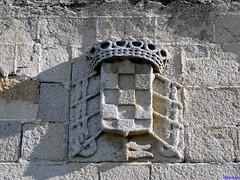 Palacio de Sotofermoso (santiagolopezpastor) Tags: escudo shield facade fachada palace palacio espagne españa spain cáceres provinciadecáceres extremadura renacimiento renacentista renaissance