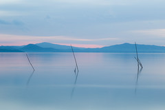 Dusk (Massimo_Discepoli) Tags: dusk lake water surreal longexposure sky moody calm silence