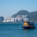 Leaving Hong Kong's fury for Lama fishers island