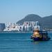 Leaving Hong Kong's fury for Lama fishers island