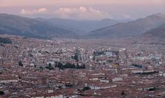 Sundown Cusco (tourtrophy) Tags: cusco city peru mountains andes sonya7rii sonyfe24105mmf4goss