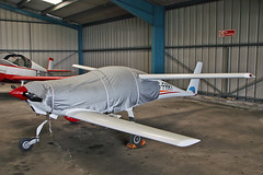 G-FARY QAC Ouickie Tri-Q Sturgate  EGCS Fly In 02-06-19 (PlanecrazyUK) Tags: gfary qacouickietriq sturgate flyin 020619 qac ouickie triq egcs fly in