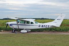 G-BFCT Cessna TU.206F Sturgate  EGCS Fly In 02-06-19 (PlanecrazyUK) Tags: gbfct cessnatu206f sturgate fly in 020619 egcs