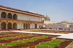 DSC05463.jpg (jmarnaud) Tags: india 2019 family spring agra red fort old building people architecture moghol