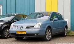 Renault Vel Satis 3.5 V6 2002 (XBXG) Tags: 53tkjl renault vel satis 35 v6 2002 renaultvelsatis nederland holland netherlands paysbas youngtimer old classic french car auto automobile voiture ancienne française vehicle outdoor